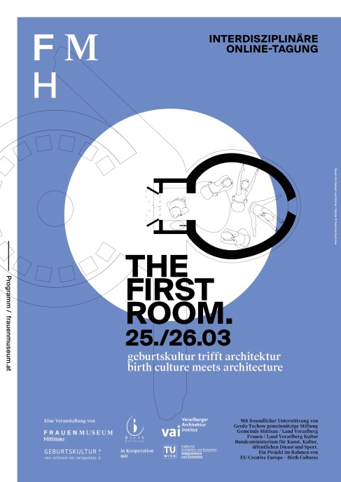 FMH_The First Room_Plakat A3_mail
